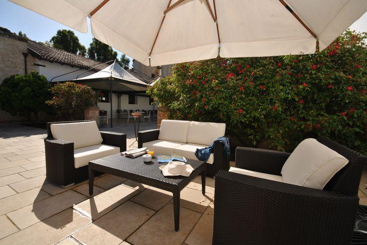Relax area  #relax #masseriacordadilana #masseria #holidays http://masseriacordadilana.it/