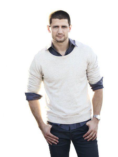 Top 100 hottest male celebrities! - a list by bettyvillain