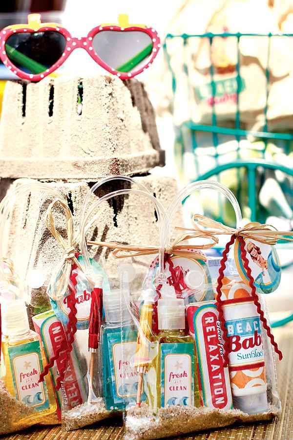 Baby Shower Favors Virginia Beach ~ Best images about beach pool or summer party on