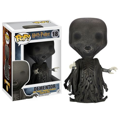 Harry Potter Dementor Pop! Vinyl Figure - Funko - Harry Potter - Pop! Vinyl Figures at Entertainment Earth