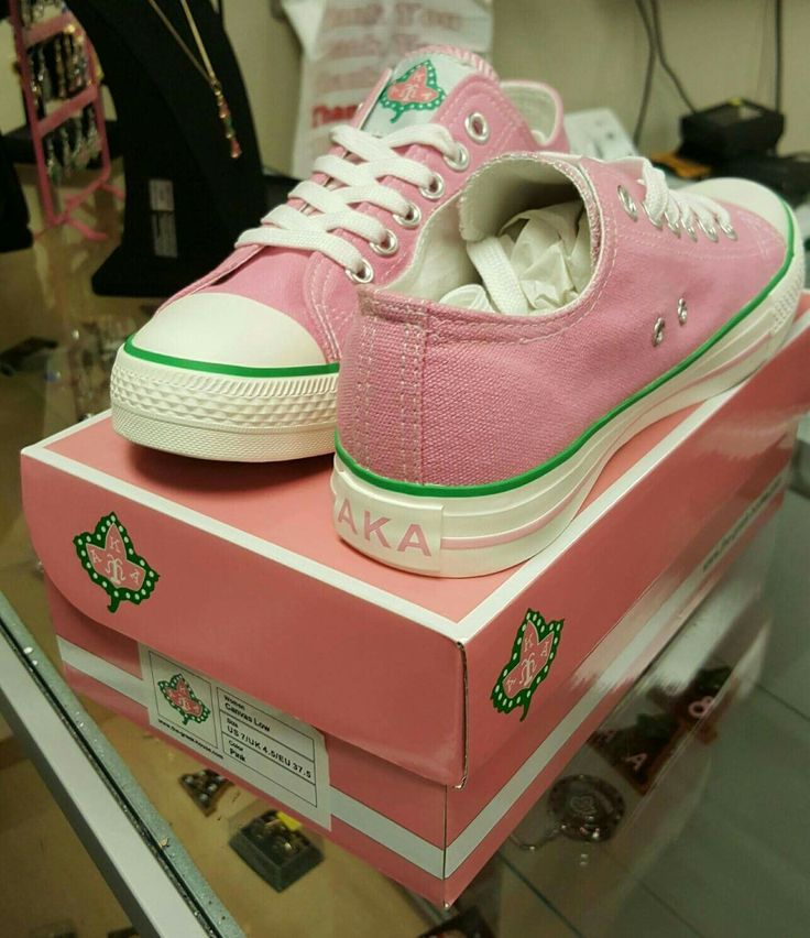 Get AKA Boule Ready. Come visit The Greek House at Booth 653. Call 843-572-6600 to pre-order and we will have them waiting for you at Boule or stop in the store to purchase a pair before you leave. Sizes 6-12. They will go fast. I just ordered a pair today, 7/6/16. He will ship directly to you as well. Tell Quincy Miller that Maria James shared his merchandise on Pinterest!