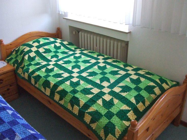 30 best My crochet blankets images on Pinterest | Häkeldecken ...