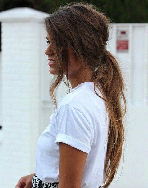 cute messy hairstyles