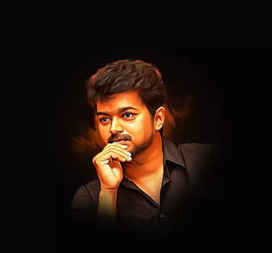 Superstar Vijay