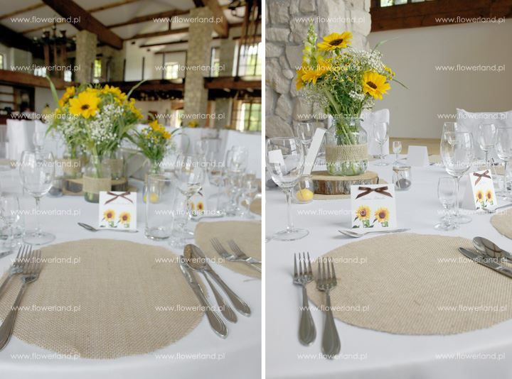 Wedding decor - Tomaszowice Manor / The Orangery  #DworTomaszowice #manor #wedding #weddingdecoration #flowers #tableset