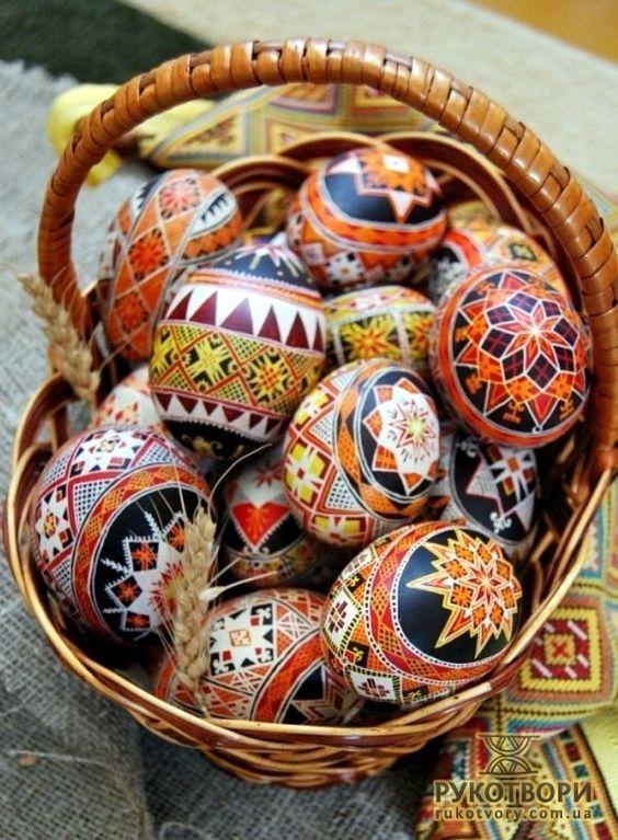 405 Best Pysanky Images On Pinterest Egg Art Easter