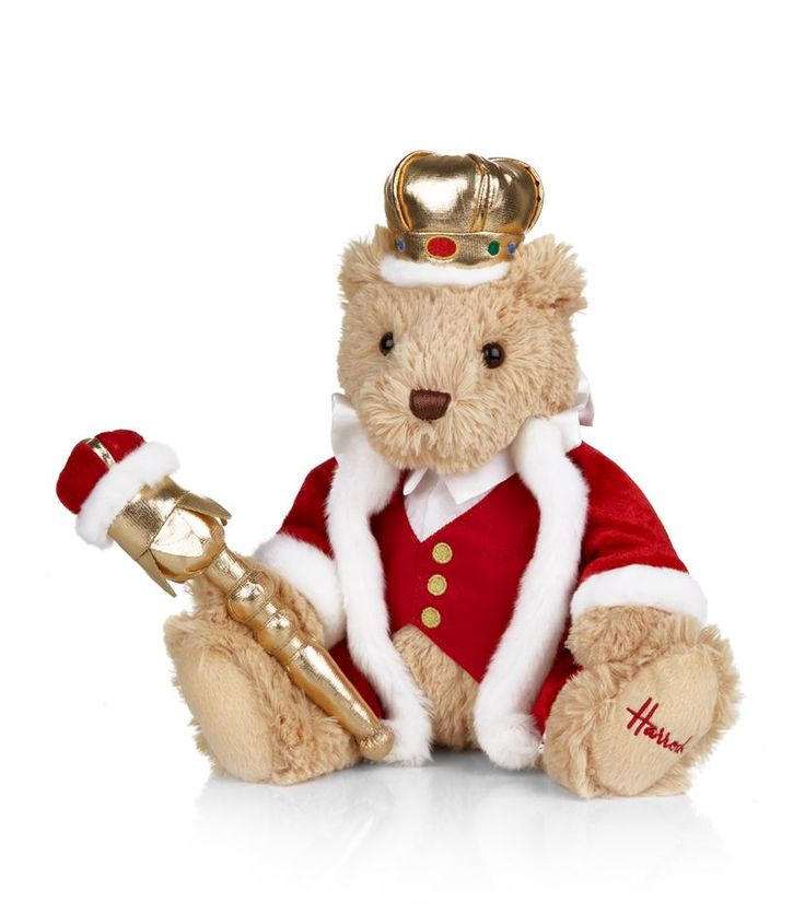 Buy Harrods King Teddy Bear Online At Harrods.com U0026 Earn Reward Points.  Luxury Photo Gallery