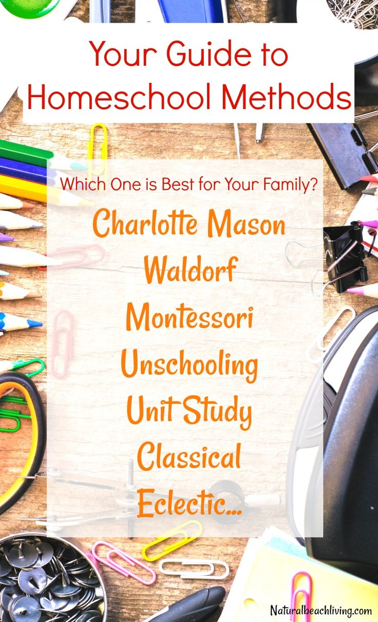 93 best homeschool methods images on pinterest homeschooling the ultimate guide to homeschool methods will help you pick a teaching method perfect for your family fandeluxe Choice Image