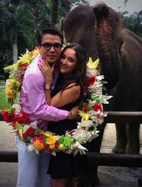 Sherlyn y Gerardo Islas anuncian su compromiso desde Bali
