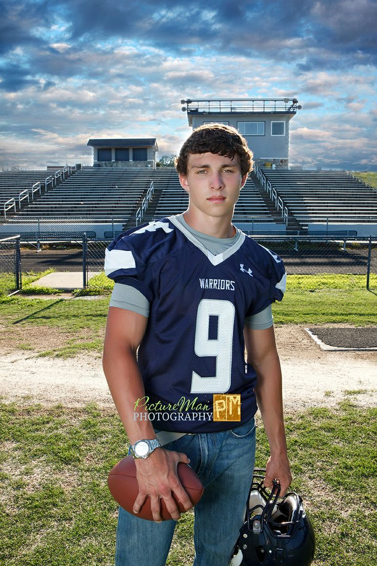 Image result for senior pictures ideas for guys football