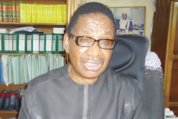 Itse Sagay is a rogue elephant Buhari dug him out of inevitable oblivion- APC  Last week the chairman of thePresidential Advisory Committee Against CorruptionItse Sagay granted an interview with The Nation where he said the ruling APC government is a failure and that the leadership style of the party is weak and lily-livered.  As for the leadership of the APC I think they are the most unprincipled group of people. They are lily-livered weak and cannot run any organisation. The whole party is…