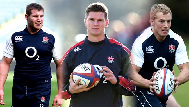 Gloucester Trio Get England Start Against Barbarians. Freddie Burns, Ben Morgan and Billy Twelvetrees will all start for England against the Barbarians on Sunday with Jonny May named amongst the replacements. #England #Rugby #Gloucester