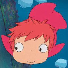 Les 10 meilleures images du tableau ponyo sur pinterest hayao miyazaki studio ghibli et - Coloriage ponyo ...