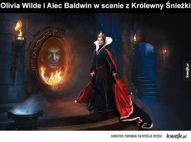 Annie Leibovitz ożywia postacie z bajek Disneya