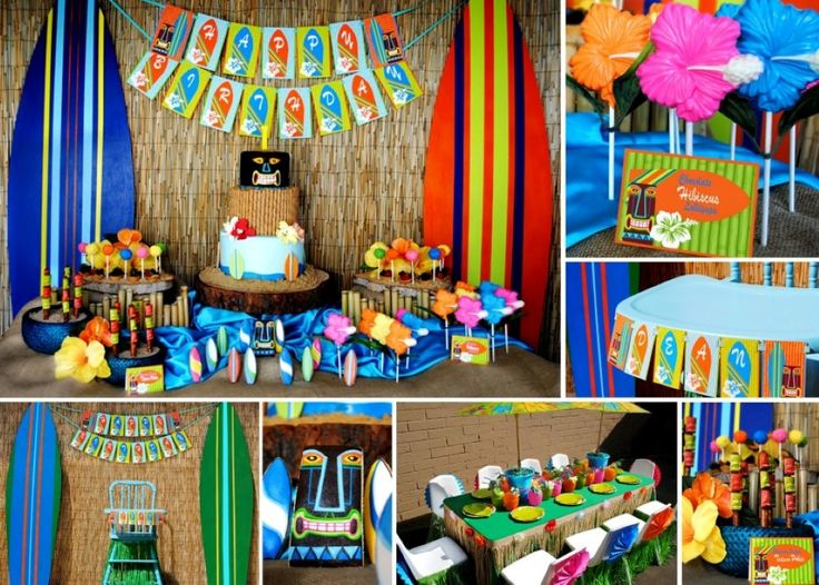 luau party ideas part 2 best party ideas fatherdaughter nigh