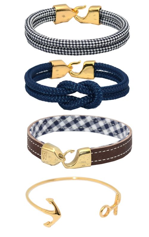 These bracelets are a staple item in jewelry. I like that they can be casual or dressy depending on what you pair them with.