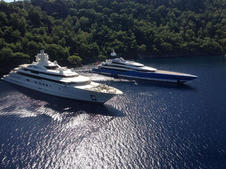 madame gu  & Dibar - AJ MacDonald - Yacht Broker - ajmacdonald@camperandnicholsons.com