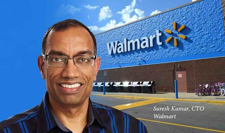 Walmart gets a new CTO Walmart, Retail, News