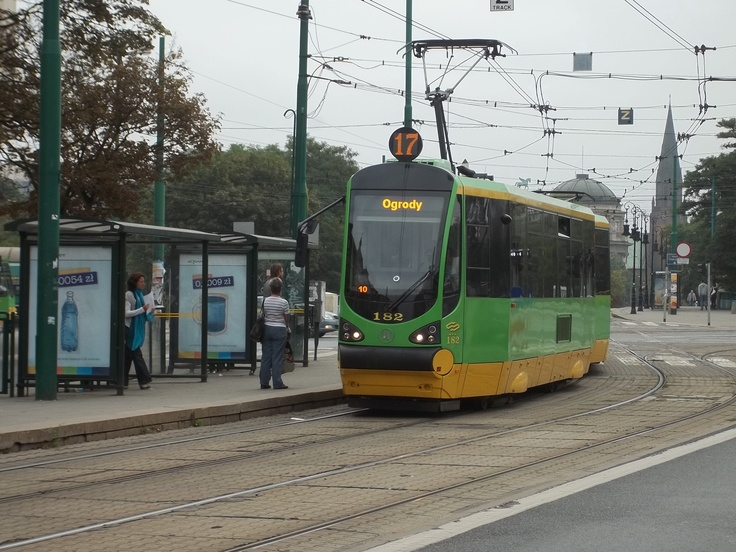 2011-Poznan- Intercity trains