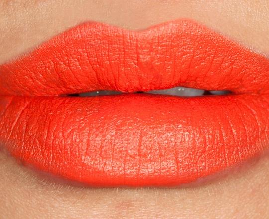 Illamasqua Flare Lipstick Review, Photos, Swatches