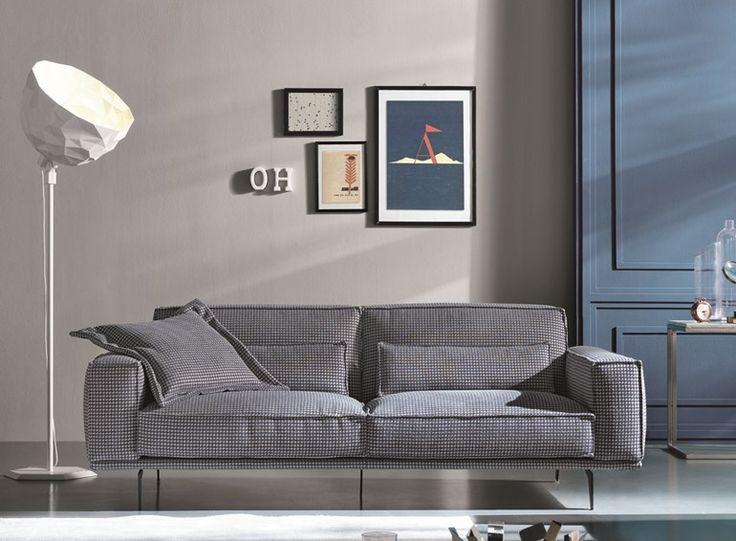 BRERA 3 seater sofa by Max Divani