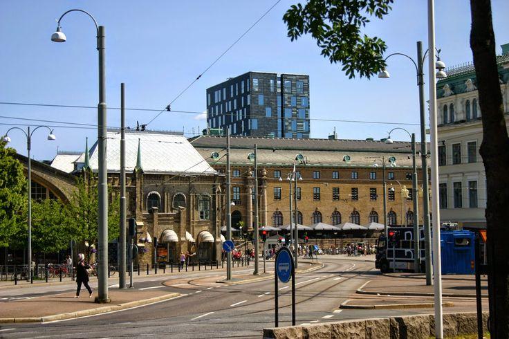 goteborg cenralstation