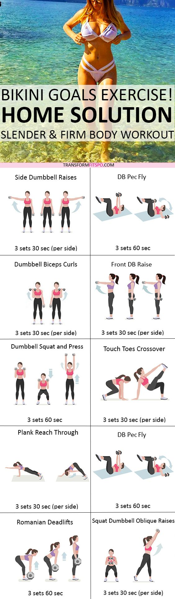 Repin and share if this workout was amazing! Read the post for all the info!