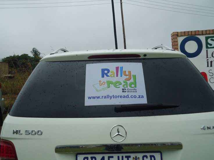 Rally to Read Mpumalanga