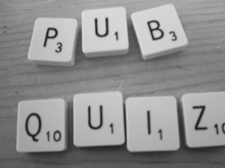 Great happenings at Pub quizzes
