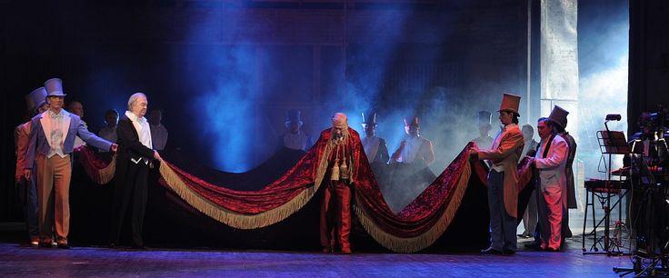 Любовь к трем апельсинам | Московский Государственный Академический Детский Музыкальный Театр имени Наталии Ильиничны Сац