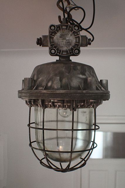 132 best Caged lighting images on Pinterest Industrial lighting