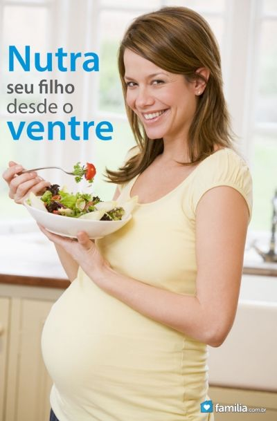 Familia.com.br   O que #comer quando você está #gravida. #Gravidez #Alimentacao