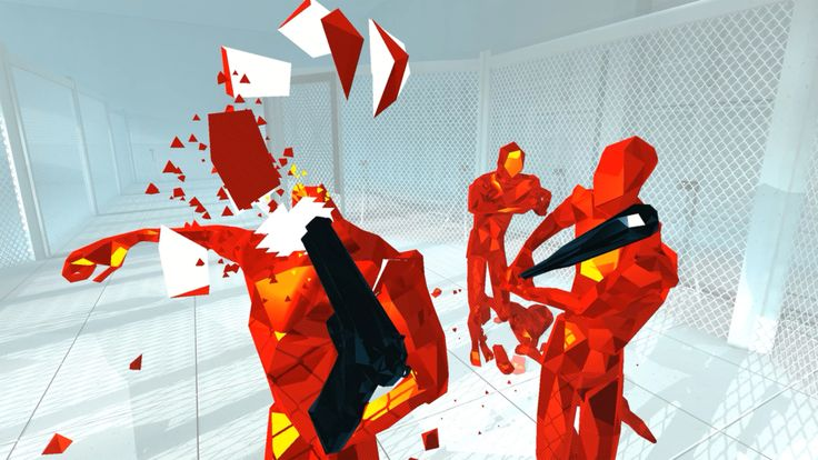 Superhot VR is Coming to PSVR this Summer