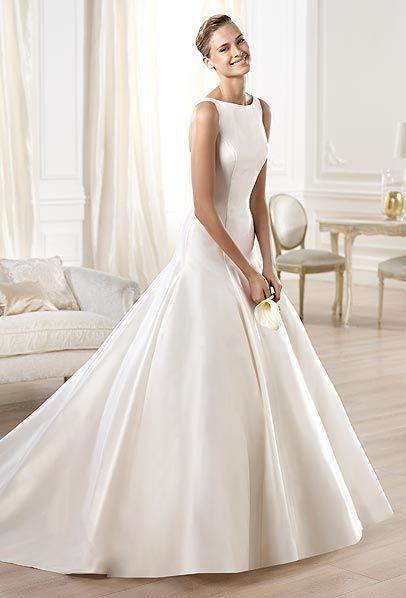 Wedding Dresses Elys Wimbledon - Pronovias Wedding Dresses - Teokath of London