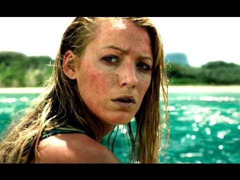 THE SHALLOWS Official Trailer #2 (2016) Blake Lively Shark Thriller Movie HD - YouTube