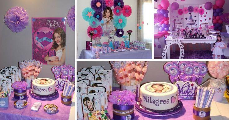 Quem tem uma criança ou adolescente em casa com certeza que conhece a famosa Violetta. A Violleta é uma personagem de uma telenovela exibida pela Disney qu