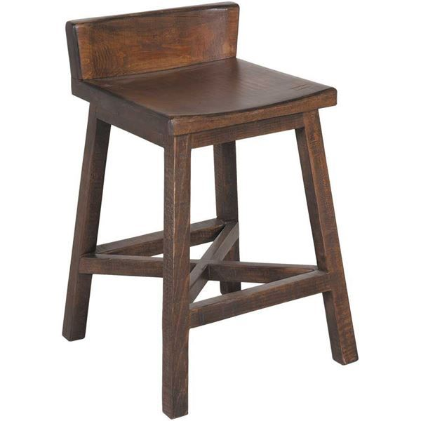 Pueblo 24 In Barstool by Artisan Home by IFD is now available at American Furniture Warehouse. Shop our great selection and save!