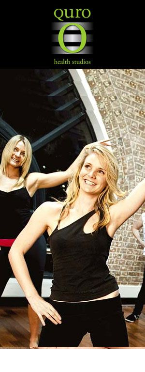 At Quro, #Zumba dance form is promoted as a means to enjoy the #dance form in addition to weight loss and body toning.  #sydney #zumbadance #danceclasses