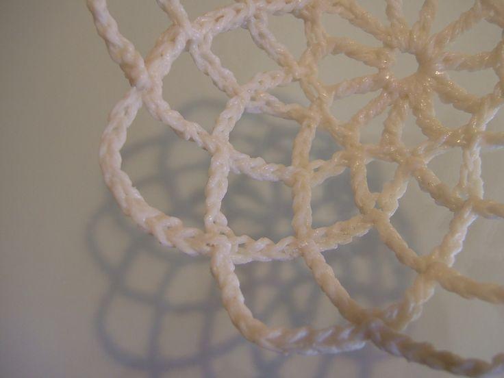 'shadow' feldspathic glaze crochet