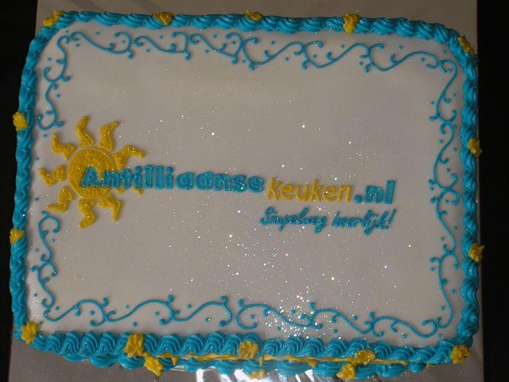 De Antilliaanse botertaart!