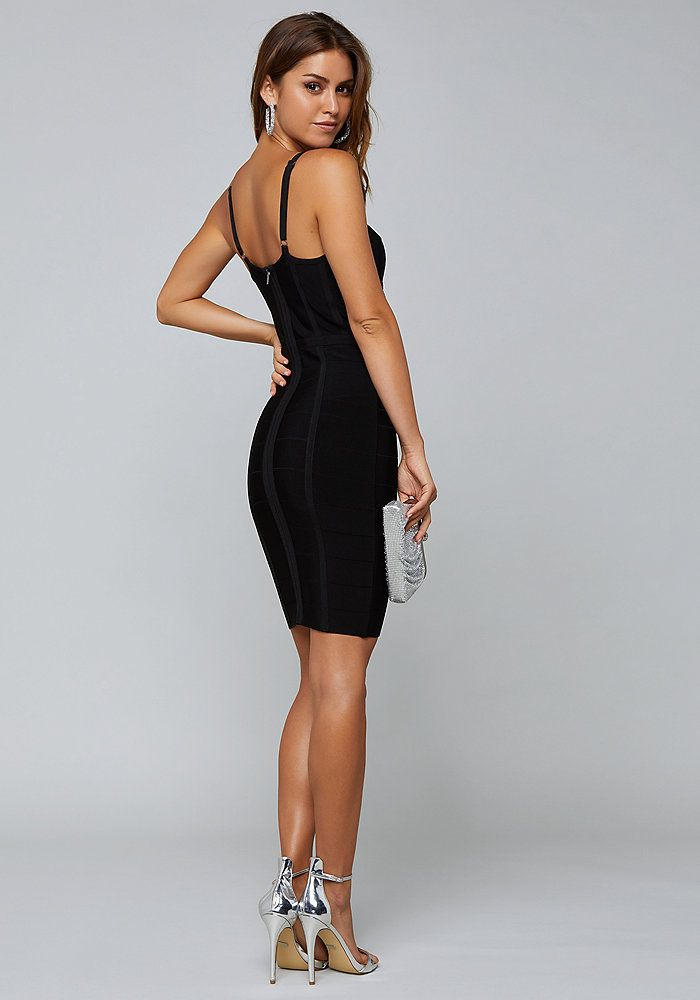b16acbb9e8 bebe Maia Bandage Dress | Dresses | Dresses, Glam dresses, Bodycon dress