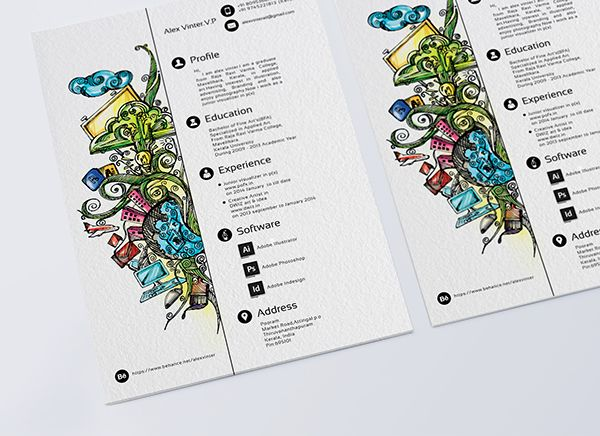 7 best Resume images on Pinterest Creative resume design, Resume - my resume format