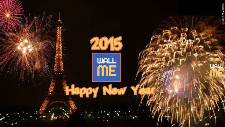 2015, week 01... happy new year 2015! In advance for our followers...