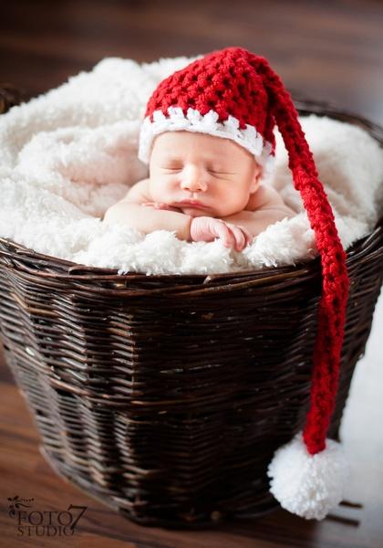 ❤ Weihnachts-Mütze Santa ❤ Fotografie