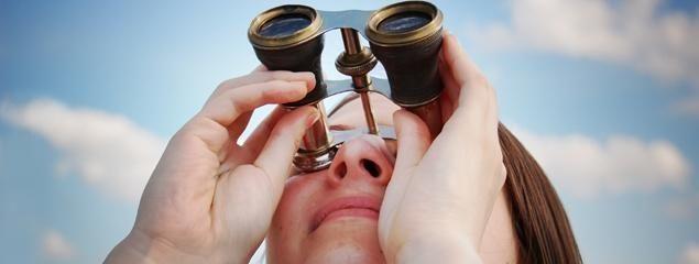 Il binocolo è uno strumento ottico destinato alla osservazione di oggetti lontani, formato dall'accoppiamento di due cannocchiali che sono montati