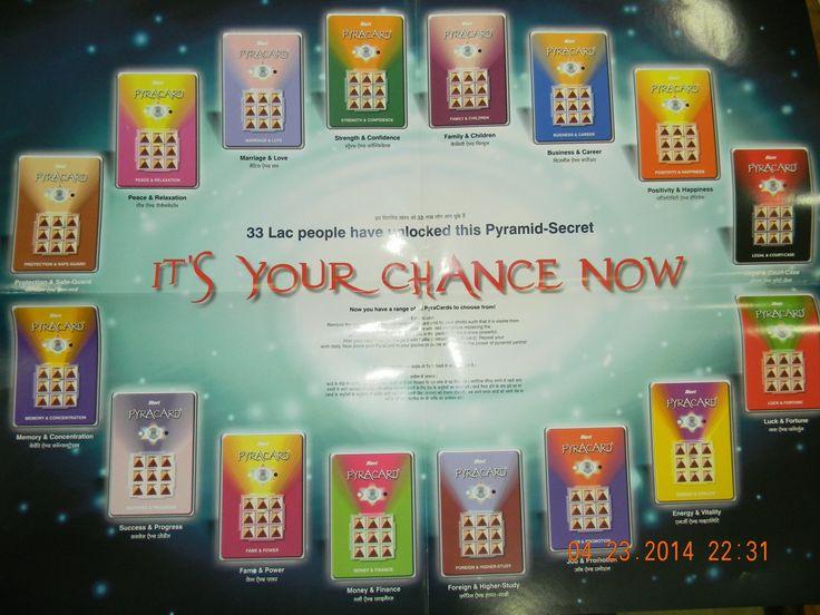 PYRA CARDS