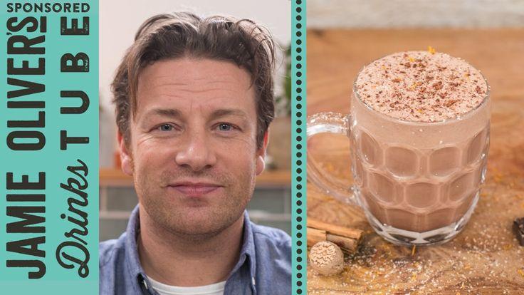 Jamie's Chocolate Eggnog Recipe | Jamie Oliver
