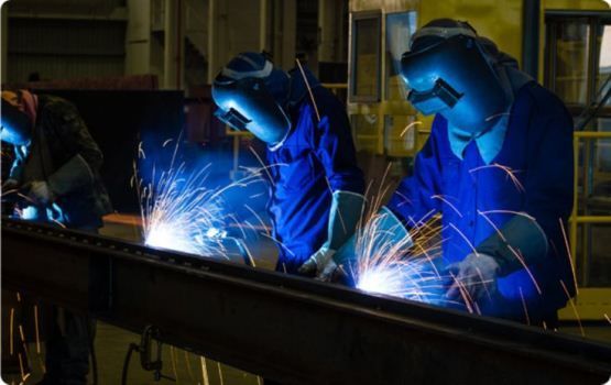 Allied Steel -Serving NYC with the best welding solutions! We've two full time certified welders to provide you #Welding_Services. We're experts in fabricated steel beams, steel support braces, custom steel plate assemblies and more.