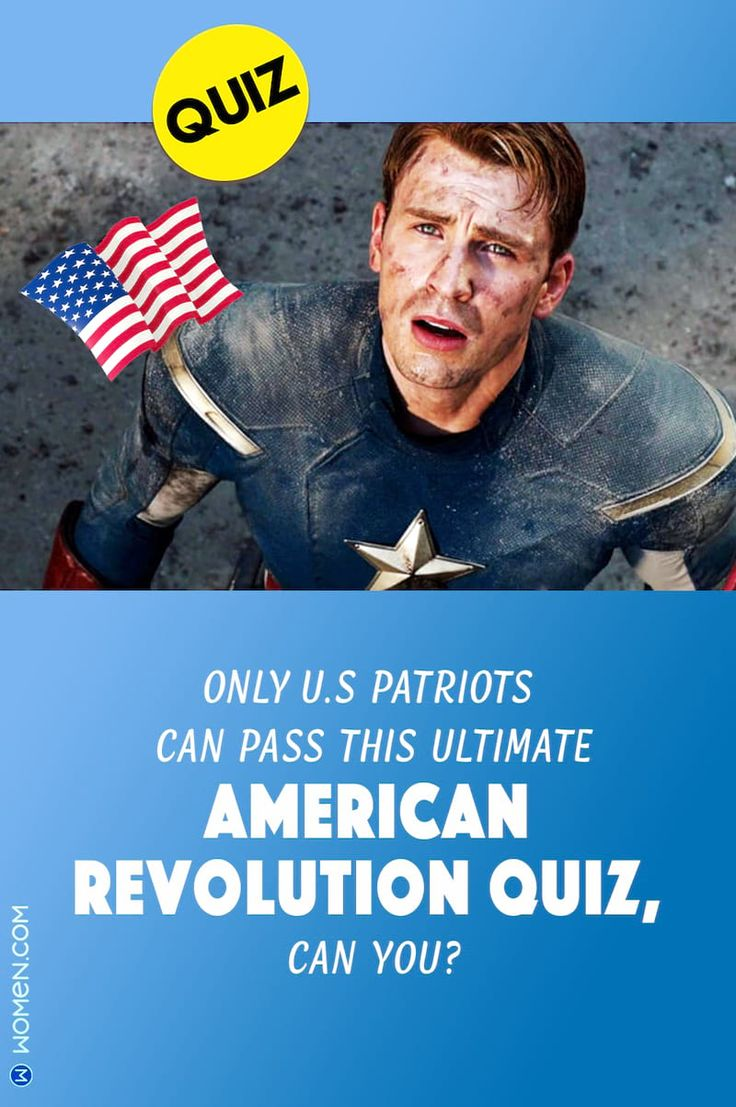 Only U.S Patriots Can Pass This Ultimate American