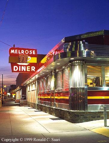 PHILADELPHIA DINER DIRECTORY - Melrose Diner - Philadelphia, PA